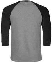 Load image into Gallery viewer, Bella Canvas Unisex 3/4-Sleeve Baseball Tee