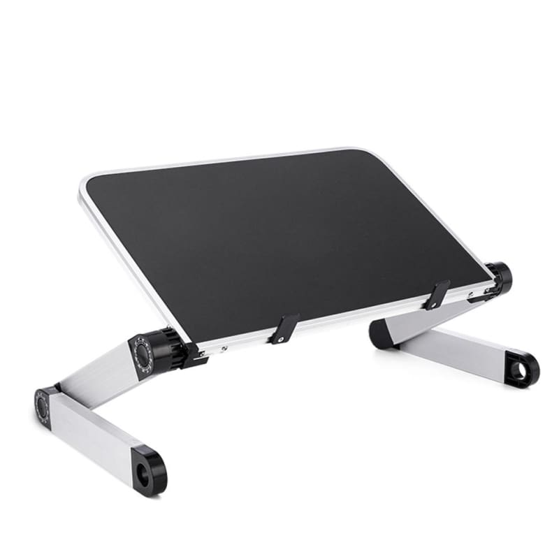 NeoSteel X Laptop Stand - Black - Electronics