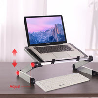 NeoSteel X Laptop Stand - Electronics