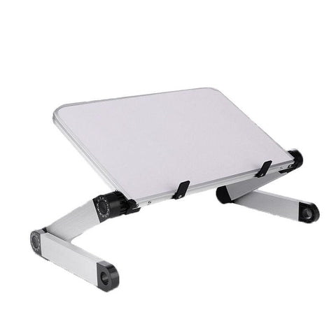 NeoSteel X Laptop Stand - White - Electronics