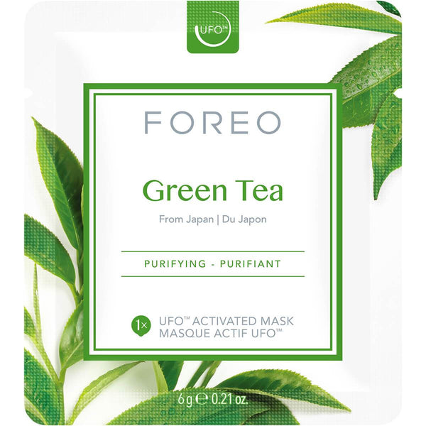Image of FOREO Green Tea UFO mascarilla facial purificante