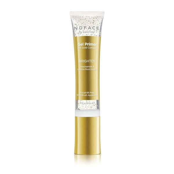 Image of Base de gel de oro de 24 K NuFACE