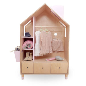 Babyly House Wardrobe