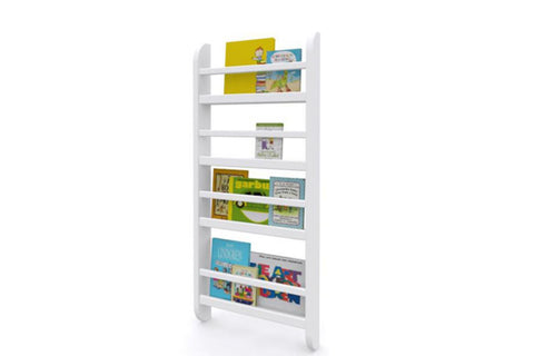 Sleep & Fun Wall Book Shelf