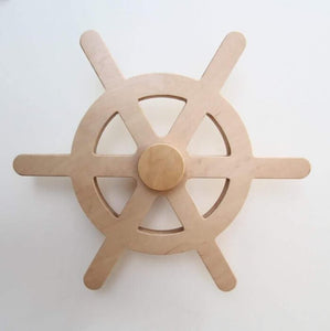 Wooden Toy Helm