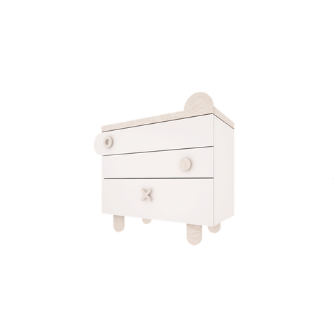Teddy Chest of Drawers