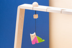 Baby Gym Toy Sangy Cat