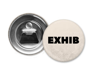 EXHIB - Magnet with Bottle Opener