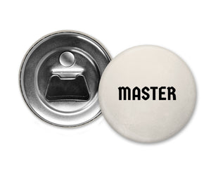 MASTER - Magnet with Bottle Opener