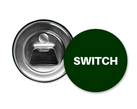 SWITCH - Magnet with Bottle Opener