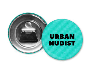URBAN NUDIST - Magnet with Bottle Opener
