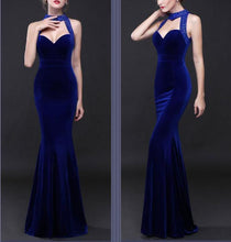 Load image into Gallery viewer, Fishtail Slim Sexy Evening Dress