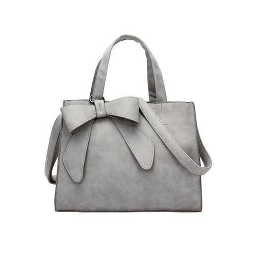 Bowknot Pu Shoulder Bags