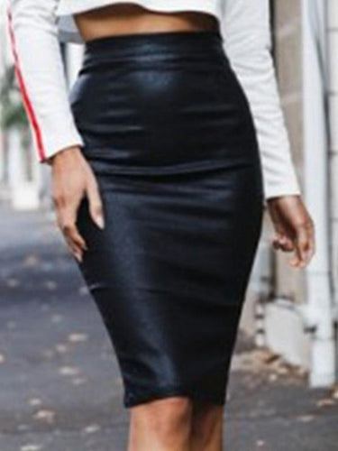 Sexy And Fashion Bodycon Skirt
