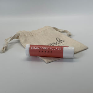 Cranberry Pucker Lip Bliss