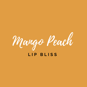 Mango Peach Lip Bliss