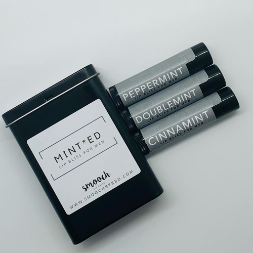 Mint*ed Lip Bliss for Men Pack
