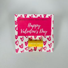 Smooch Valentine with Lemon Drop Lip Bliss
