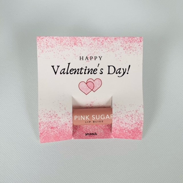 Happy Valentine with Pink Sugar Lip Bliss