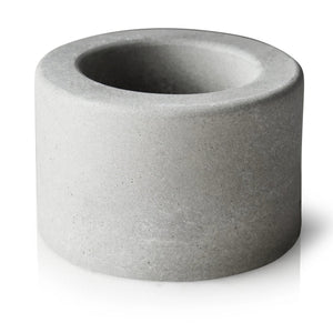 craft monkees - Mini Concrete Planter - Wide