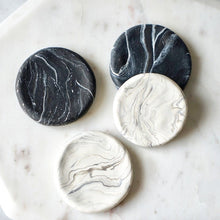 craft monkees - Ring/Trinket Dish - marble effect