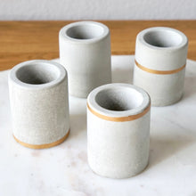 Load image into Gallery viewer, craft monkees - mini concrete planter
