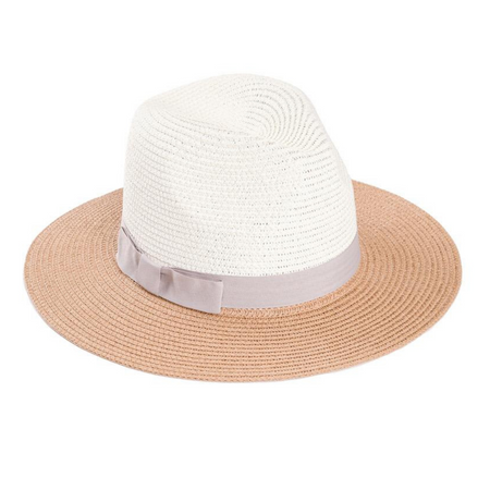 The Foxbridge Straw Hat