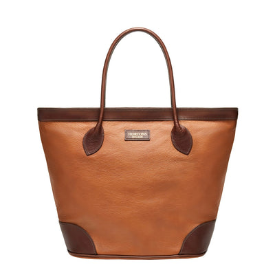 The Tetbury Leather Tote