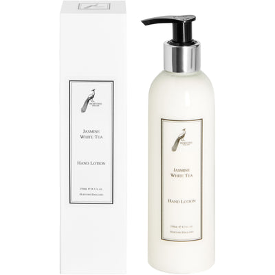 Jasmine and White Tea scented Hand Lotion