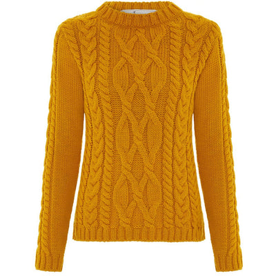The Hatton Cable Knit Jumper