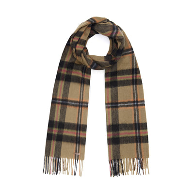 The Hexham Lambswool Scarf