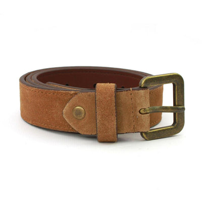 The Coco Suede Belt