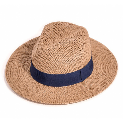 The Taylor Straw Fedora