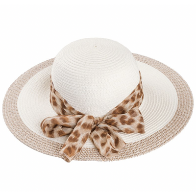 The Shirley Wide Brim Straw Hat