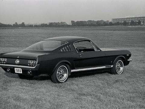 Ford Mustang Fastback - Jesse's Amerikana