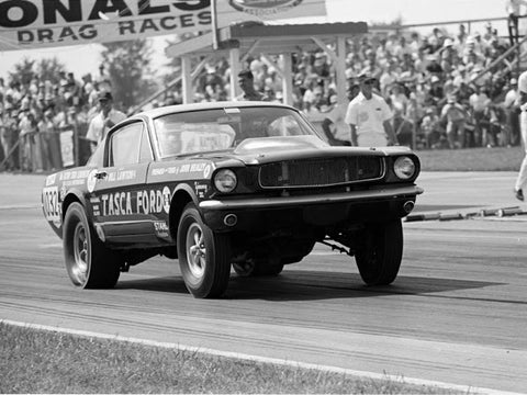 Ford Mustang Dragster - Jesse's Amerikana