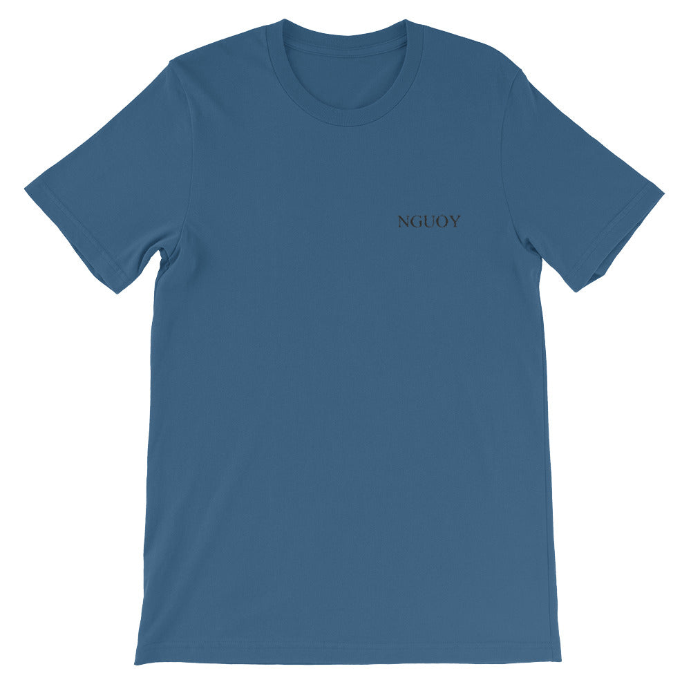 Just Nguoy Short-Sleeve Unisex T-Shirt