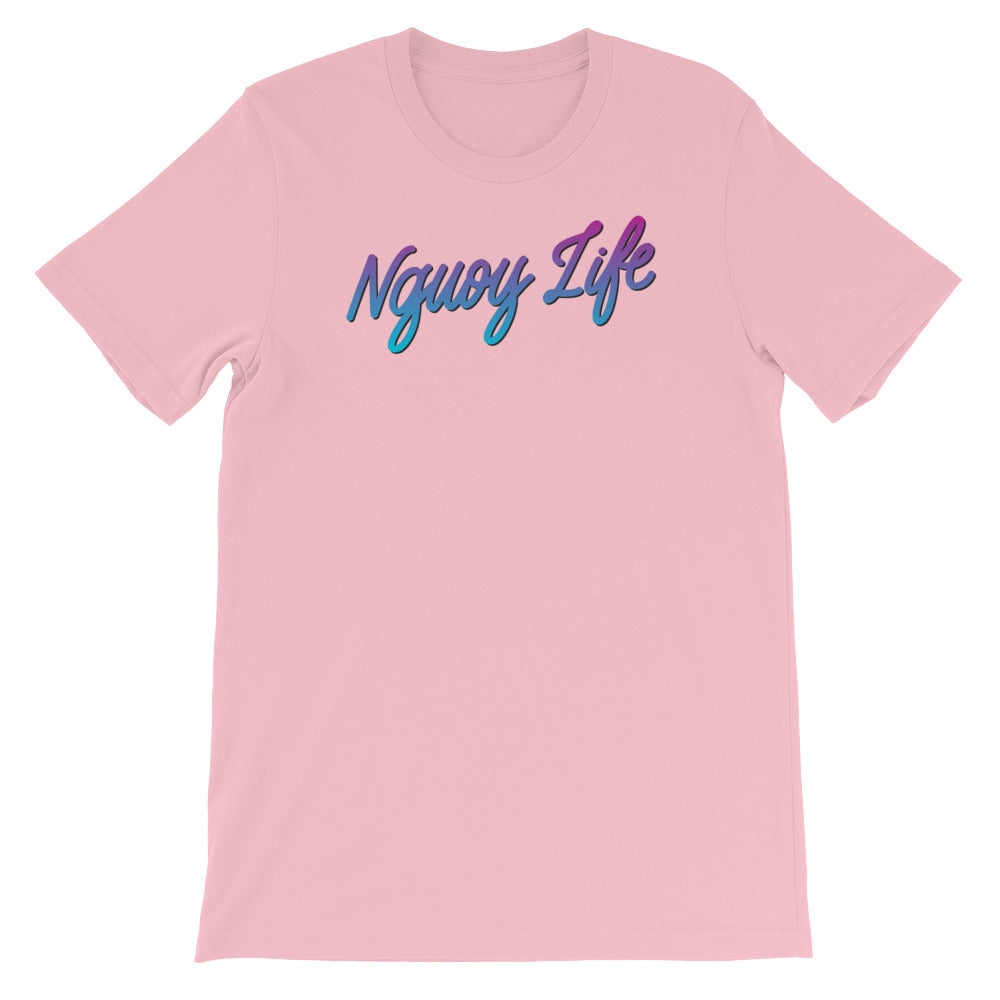 Nguoy Blend Short-Sleeve Unisex T-Shirt