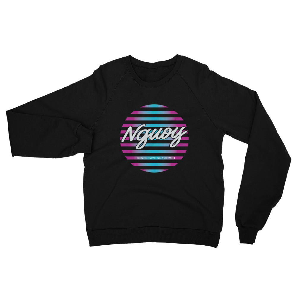 Nguoy Full Circle Unisex Sweatshirt