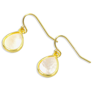 Adeline Mother of Pearl Earrings