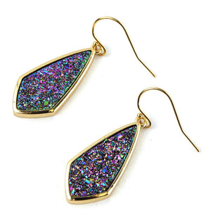 Becca Druzy Earrings