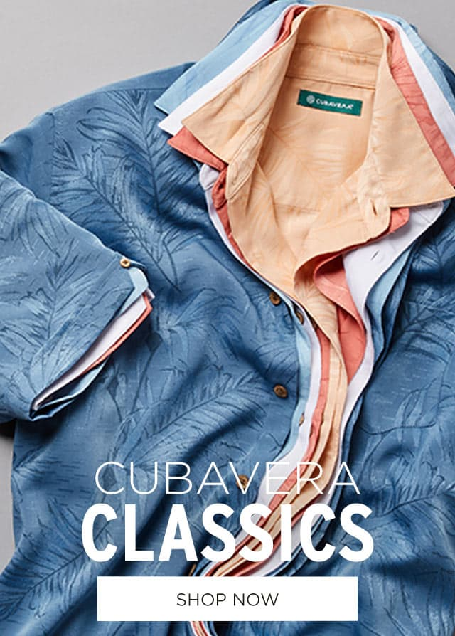 Cubavera Men's Tops - Shop Now