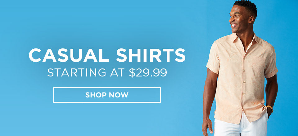 Casual Shirts- Shop Now