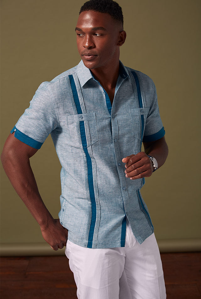 Cubavera Mens Guyabera Styles - Shop Now