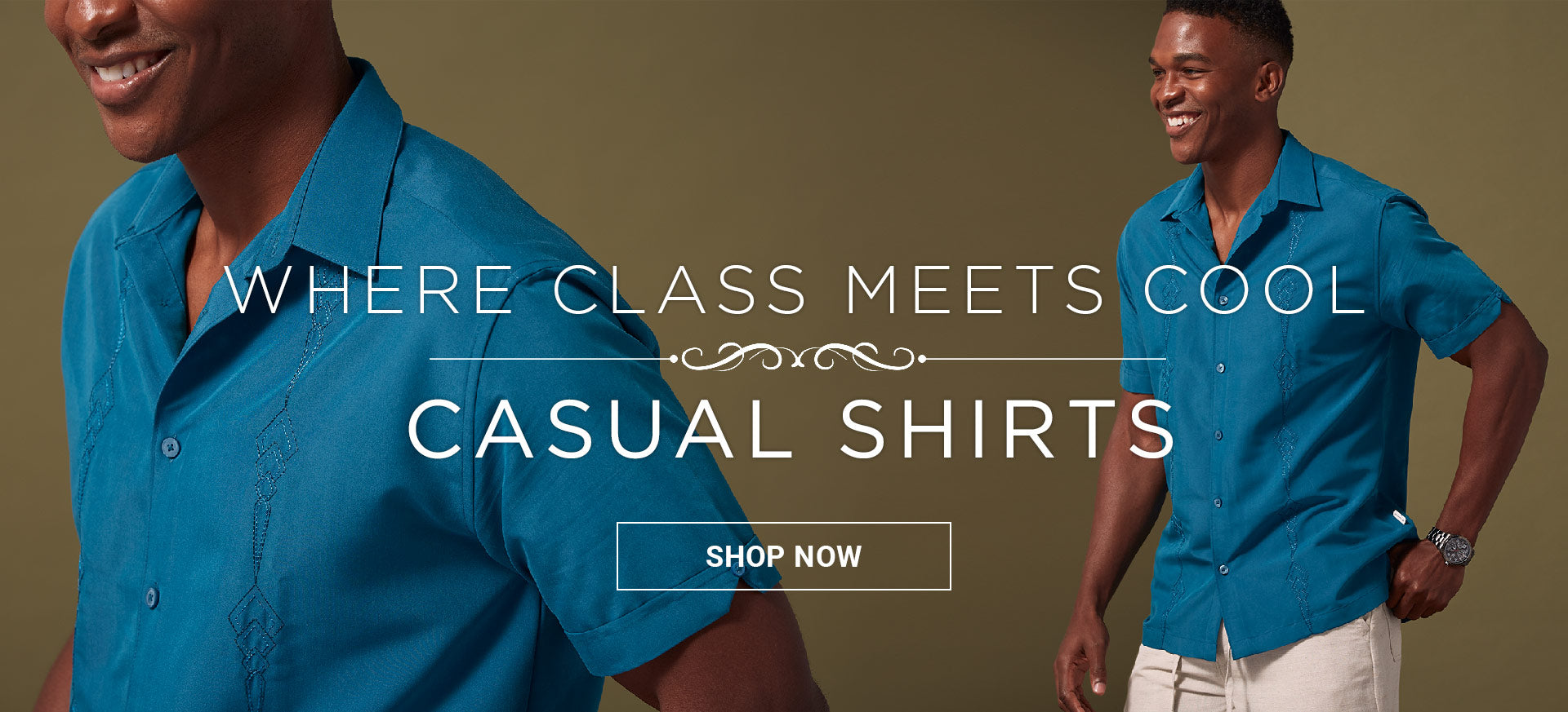 WHERE CLASS MEETS COOL - Shop Now