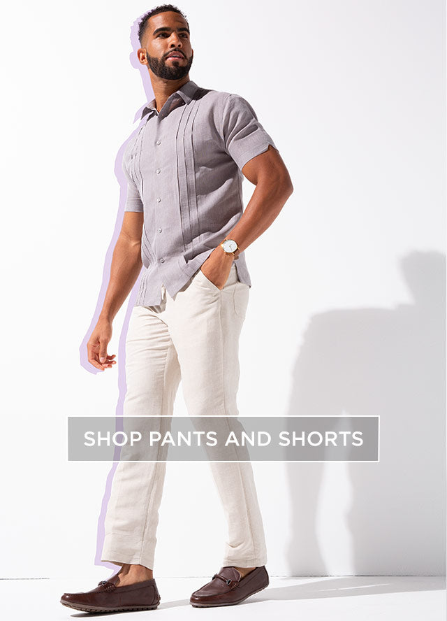 Cubavera Mens Pants & Shorts Styles - Shop Now