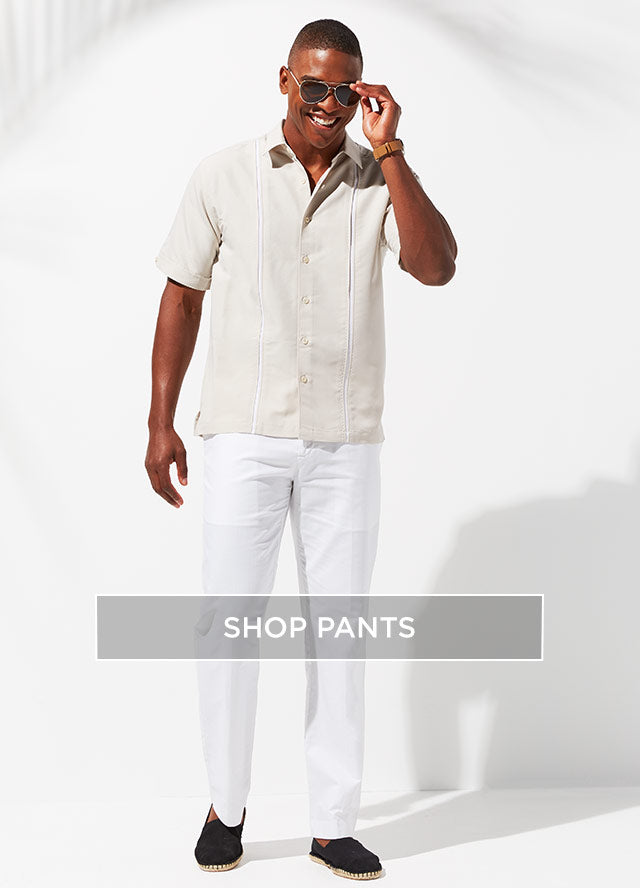 Cubavera Mens Pants - Shop Now