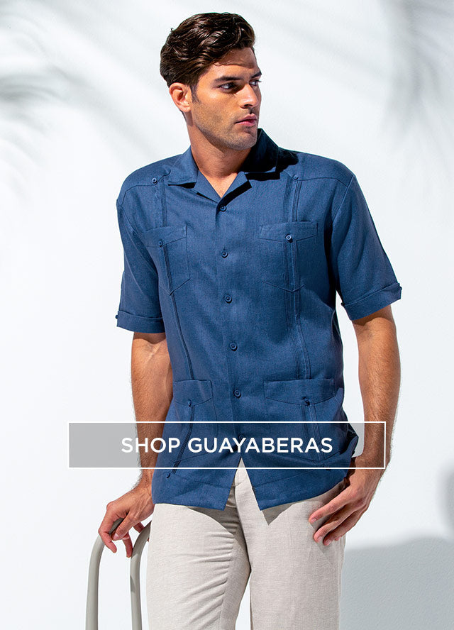 Cubavera Mens Guayaberas - Shop Now