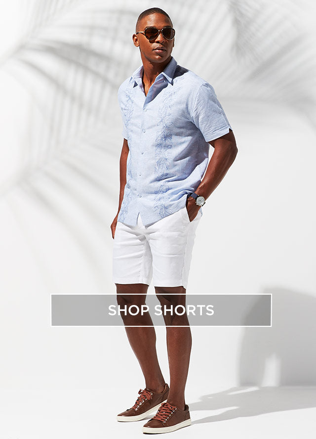 Cubavera Mens Shorts - Shop Now