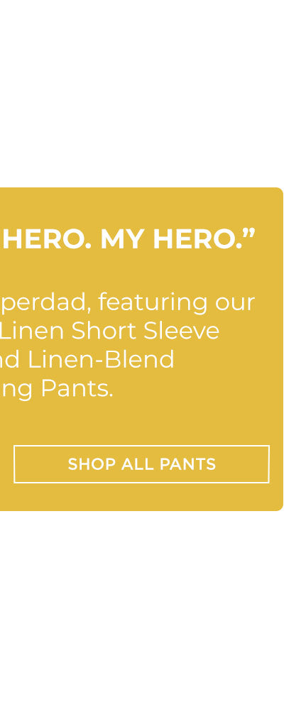 The Cubavera 2021 Father's Day Collection - Shop Pants